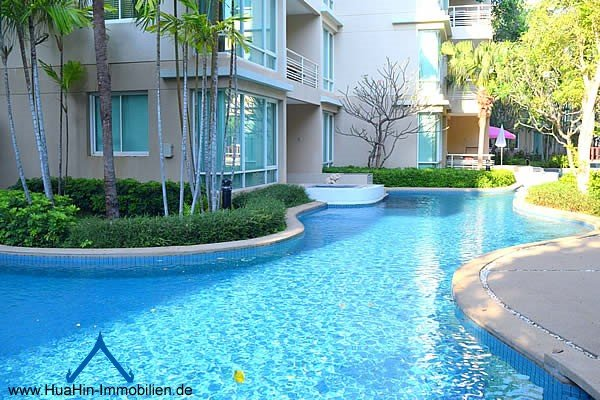 Luxus Apartment am Strand von Hua Hin mieten