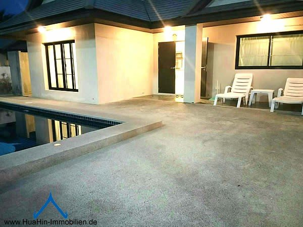 Luxus Pool Villa in Hua Hin mieten