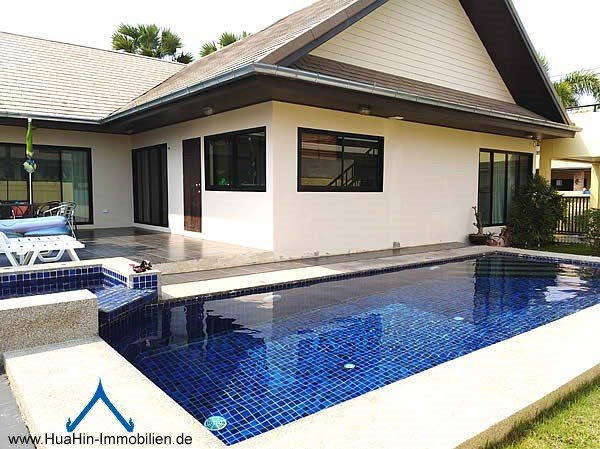 Private Pool Villa in Hua Hin mieten